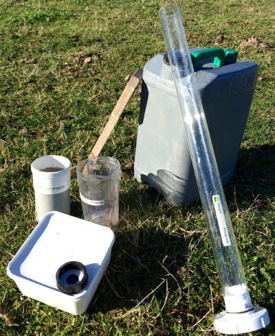 environmental testing field kit